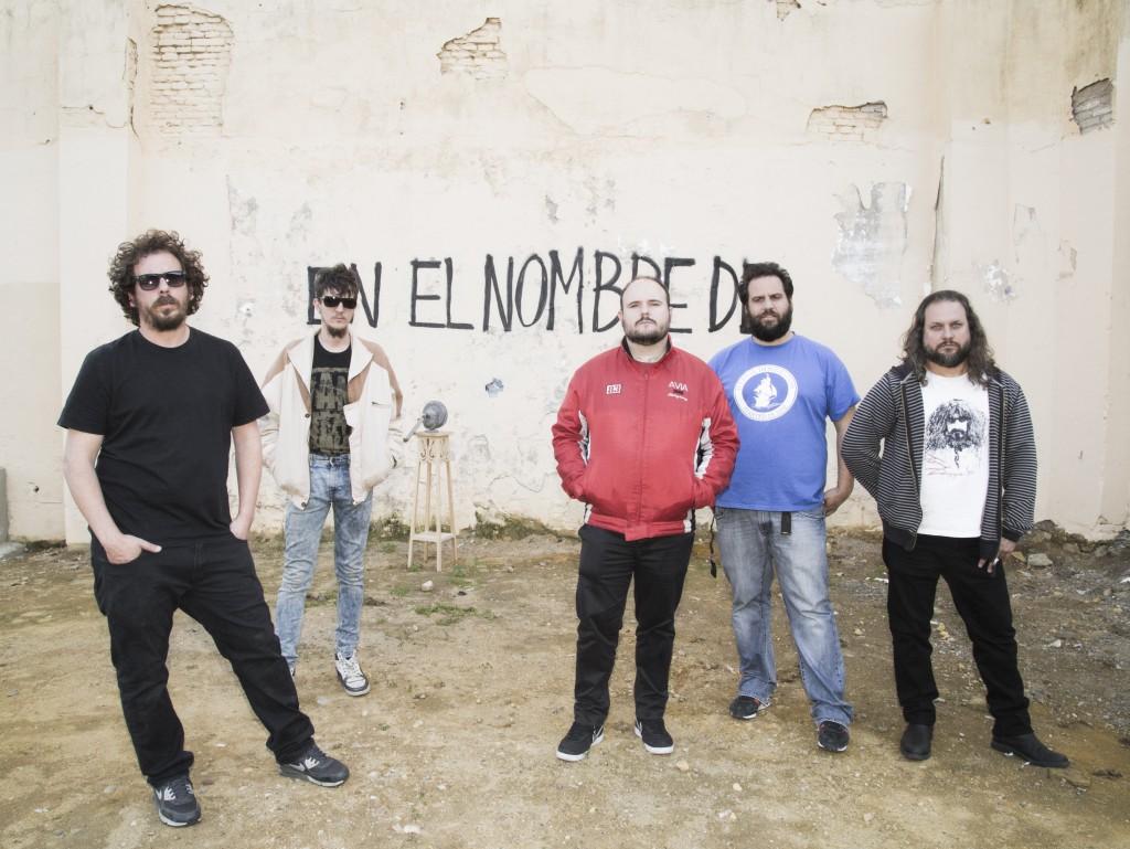'En el Nombre de' - NIño de Elche & Los Voluble. Foto: www.celiamacias.com