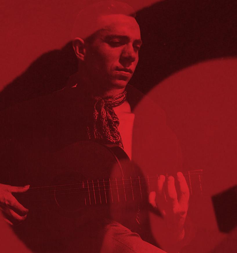 Miguel Hernández flamenco - Daniel Alonso