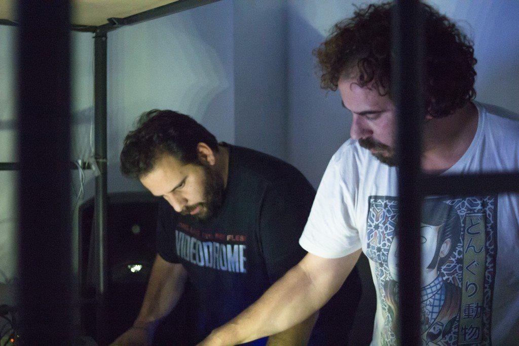 Foto: Telegrama. Los Voluble: Pedro y Benito Jiménez en Encuentros Concentrados Vol.05