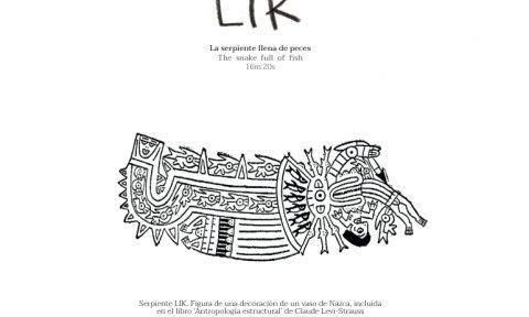 Lik, la serpiente llena de peces. Antropoloops